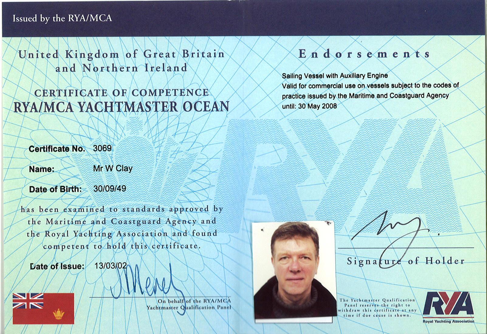 Boat License Icc Boat License